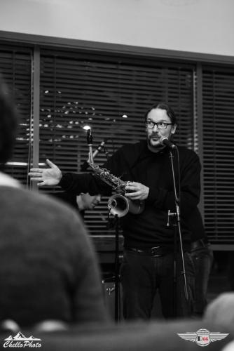 Koncert Blues Connection – Gapa a Mečiar
